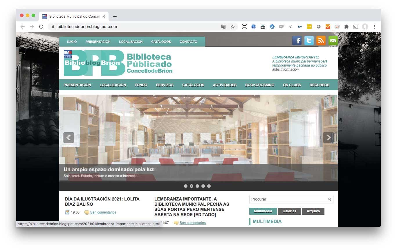 Biblioteda Publica Municipal